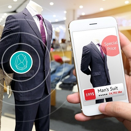 Bluetooth Beacons in Retail