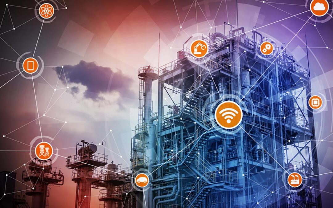 IoT: The Fourth Industrial Revolution