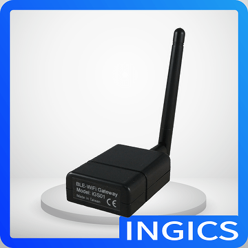 Ingics BLE-WiFi HTTP Endpoint Configuration Guide