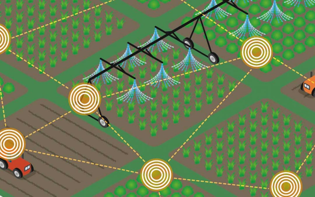 Bluetooth for Automated Irrigation Systems
